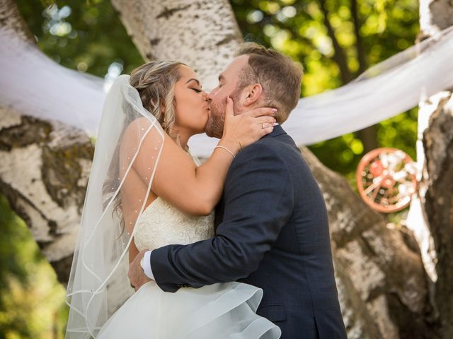 Kole and Krysty's wedding in Lethbridge, Alberta 16