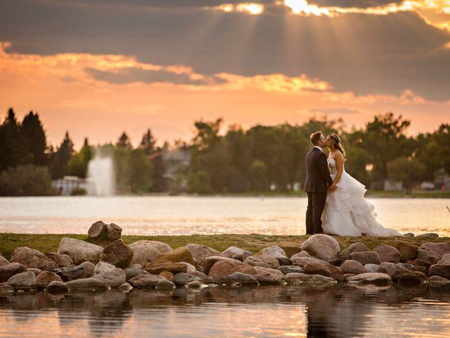 Kole and Krysty's wedding in Lethbridge, Alberta 37