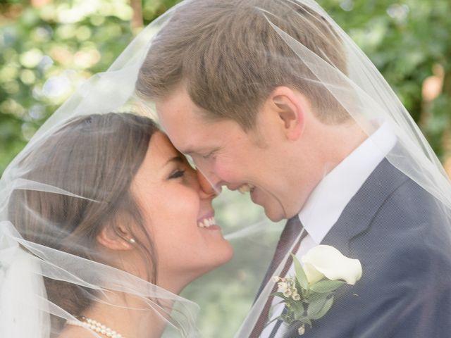 The wedding of Alisa and Scott