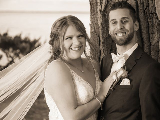 The wedding of Josianne and Jesse