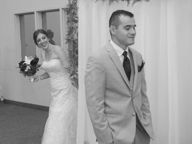 Katelyn and Curtis's wedding in Winnipeg, Manitoba 3