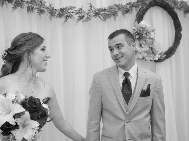 Katelyn and Curtis's wedding in Winnipeg, Manitoba 8