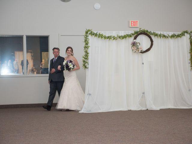 Katelyn and Curtis's wedding in Winnipeg, Manitoba 18