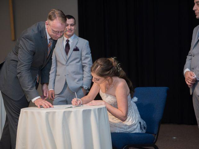 Katelyn and Curtis's wedding in Winnipeg, Manitoba 32