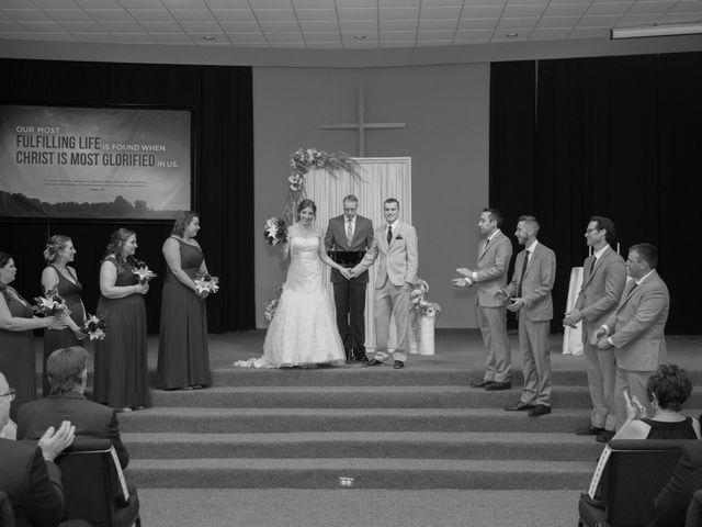 Katelyn and Curtis's wedding in Winnipeg, Manitoba 37