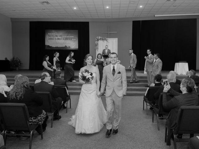 Katelyn and Curtis's wedding in Winnipeg, Manitoba 39