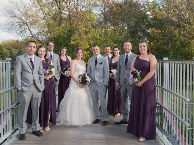 Katelyn and Curtis's wedding in Winnipeg, Manitoba 42