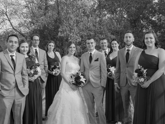 Katelyn and Curtis's wedding in Winnipeg, Manitoba 43