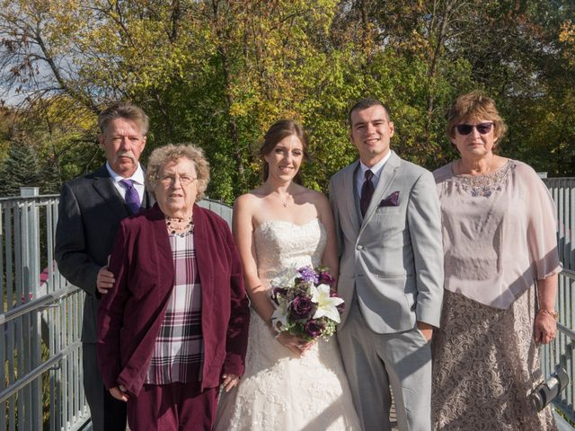 Katelyn and Curtis's wedding in Winnipeg, Manitoba 52