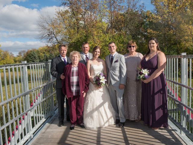 Katelyn and Curtis's wedding in Winnipeg, Manitoba 53