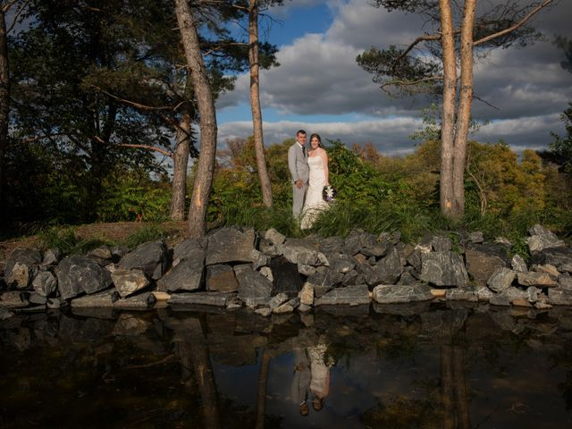 Katelyn and Curtis's wedding in Winnipeg, Manitoba 2