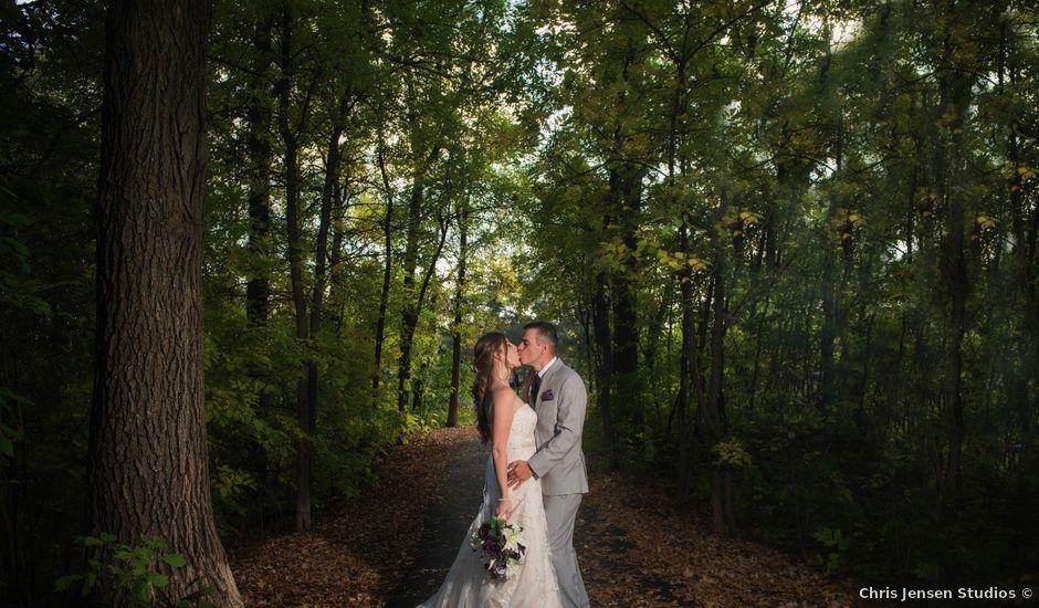 Katelyn and Curtis's wedding in Winnipeg, Manitoba