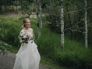 The wedding of Tia and Matt 2