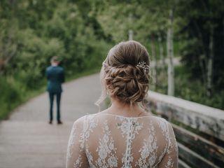 The wedding of Tia and Matt 3