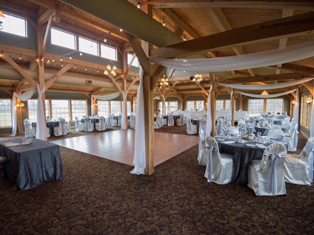 T.J and Courtney's wedding in Starbuck, Manitoba 2