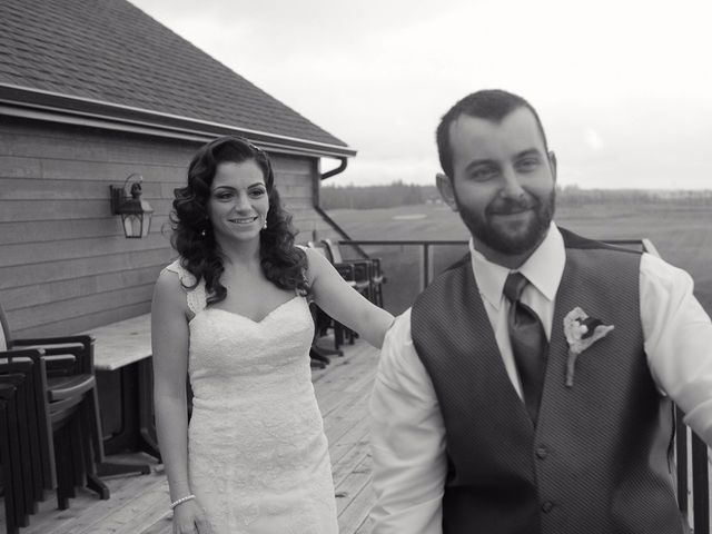 T.J and Courtney's wedding in Starbuck, Manitoba 23