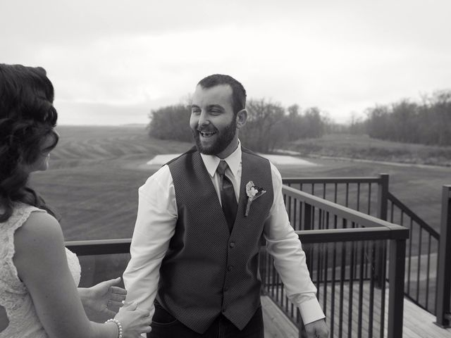 T.J and Courtney's wedding in Starbuck, Manitoba 25