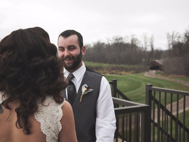 T.J and Courtney's wedding in Starbuck, Manitoba 26