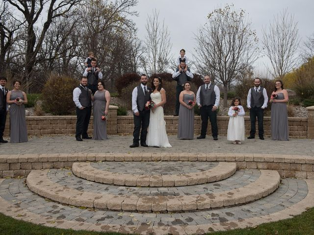 T.J and Courtney's wedding in Starbuck, Manitoba 29