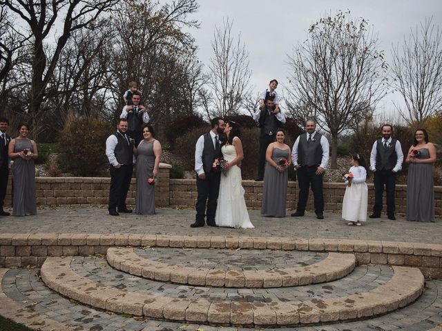 T.J and Courtney's wedding in Starbuck, Manitoba 30