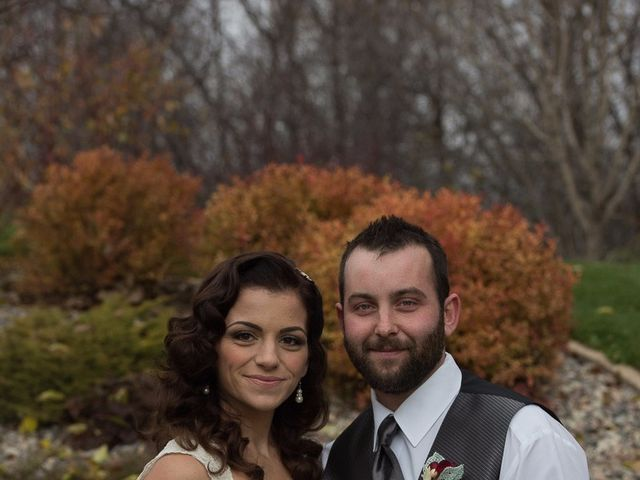 T.J and Courtney's wedding in Starbuck, Manitoba 31