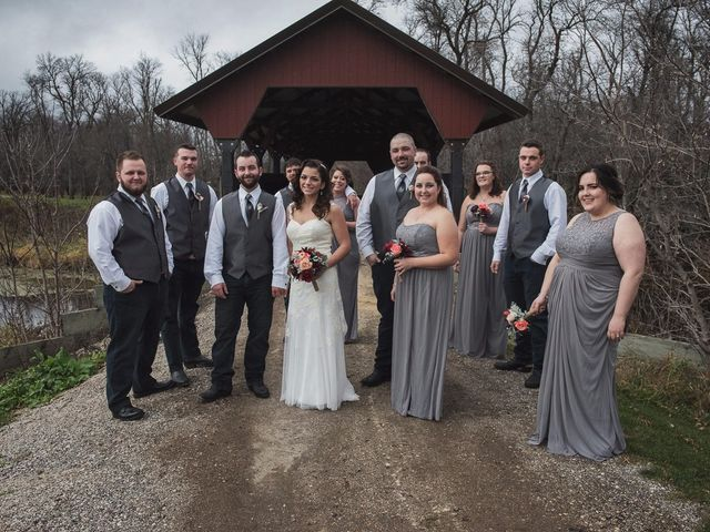 T.J and Courtney's wedding in Starbuck, Manitoba 39