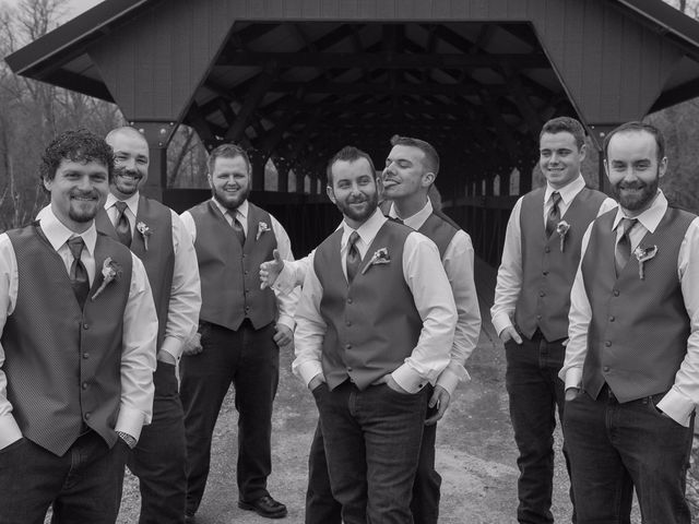 T.J and Courtney's wedding in Starbuck, Manitoba 40