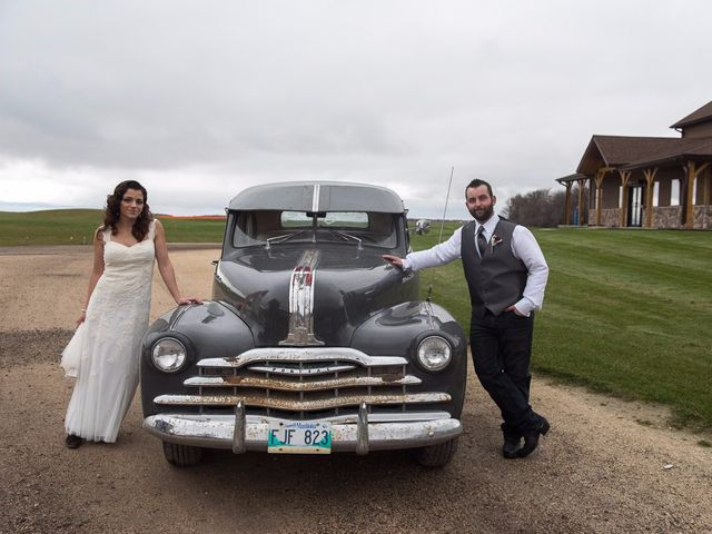 T.J and Courtney's wedding in Starbuck, Manitoba 42