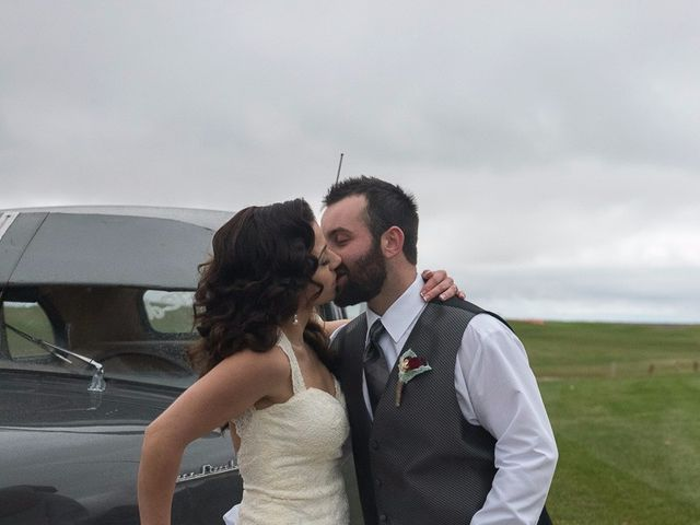T.J and Courtney's wedding in Starbuck, Manitoba 43