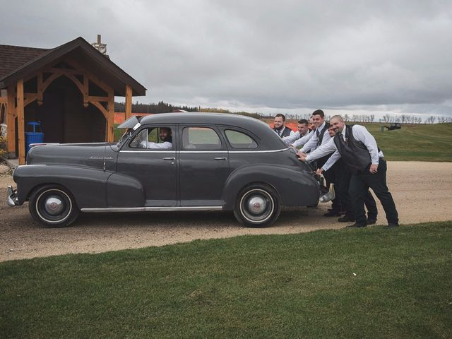 T.J and Courtney's wedding in Starbuck, Manitoba 45