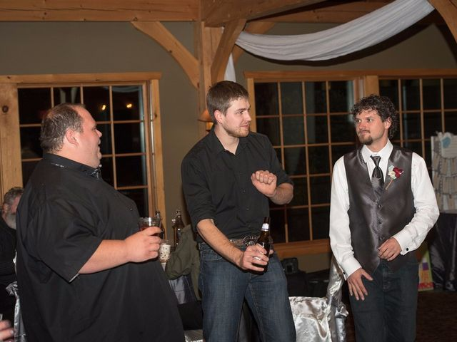 T.J and Courtney's wedding in Starbuck, Manitoba 74