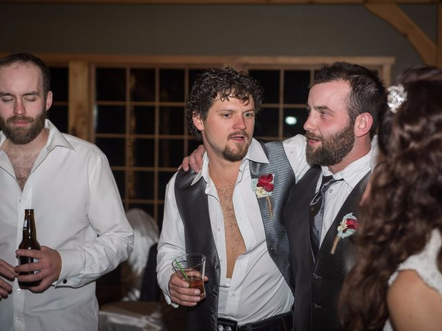 T.J and Courtney's wedding in Starbuck, Manitoba 90