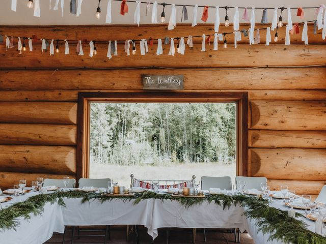 Jared and Natalie's wedding in Clearwater, British Columbia 5