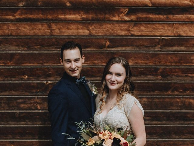 Jared and Natalie's wedding in Clearwater, British Columbia 12