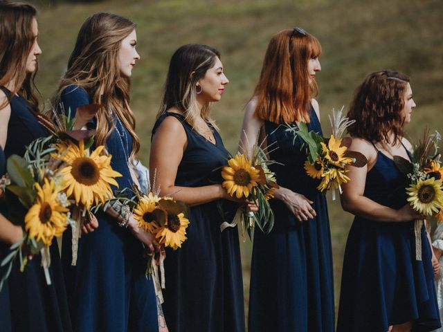 Jared and Natalie's wedding in Clearwater, British Columbia 15