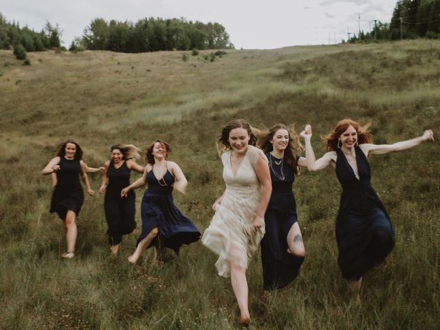 Jared and Natalie's wedding in Clearwater, British Columbia 19