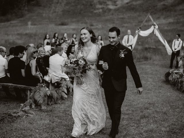 Jared and Natalie's wedding in Clearwater, British Columbia 20
