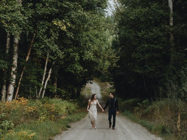 Jared and Natalie's wedding in Clearwater, British Columbia 21