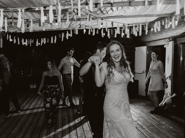 Jared and Natalie's wedding in Clearwater, British Columbia 23