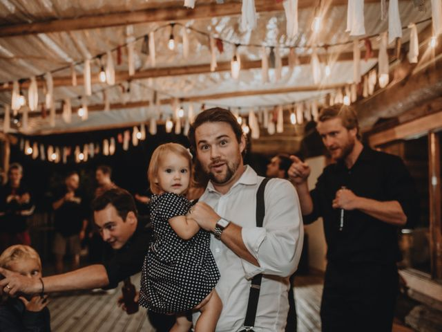 Jared and Natalie's wedding in Clearwater, British Columbia 24