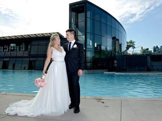 The wedding of Jenna and Dan