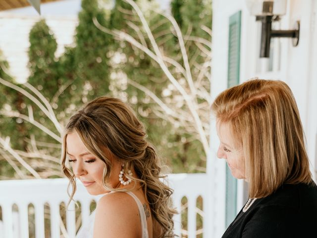 Matthew and Rebecca's wedding in Vaughan, Ontario 10