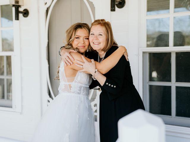 Matthew and Rebecca's wedding in Vaughan, Ontario 11
