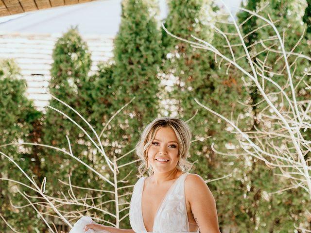 Matthew and Rebecca's wedding in Vaughan, Ontario 15