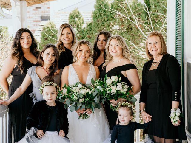 Matthew and Rebecca's wedding in Vaughan, Ontario 18