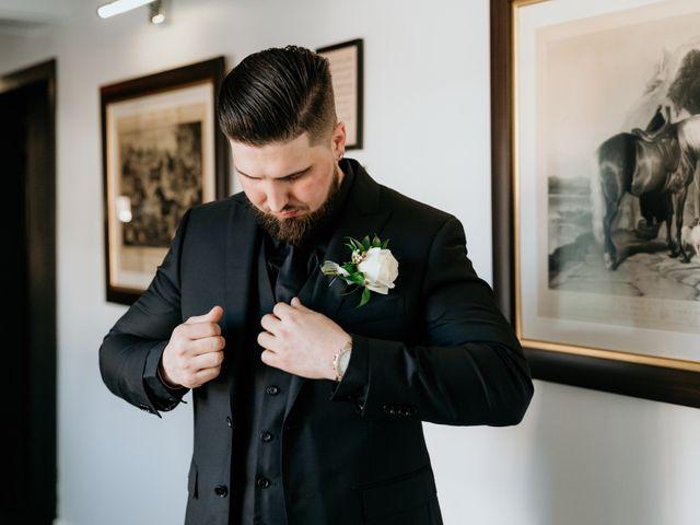 Matthew and Rebecca's wedding in Vaughan, Ontario 33