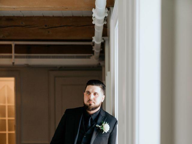 Matthew and Rebecca's wedding in Vaughan, Ontario 36