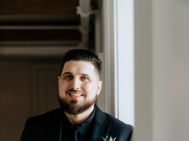 Matthew and Rebecca's wedding in Vaughan, Ontario 37