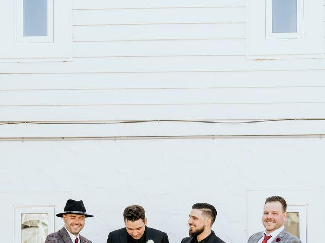 Matthew and Rebecca's wedding in Vaughan, Ontario 40