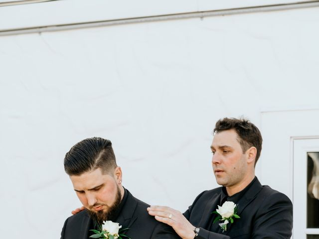 Matthew and Rebecca's wedding in Vaughan, Ontario 42